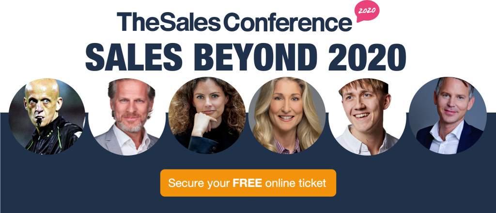 The Sales Conference - Keynote speakers including Tiffani Bova